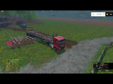 Fliegl Timber Runner Wide With Autoload v1.2