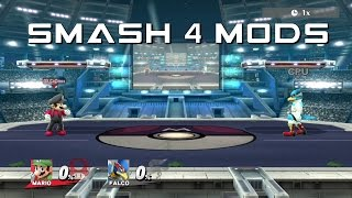 An EASY Way to Load Smash 4 Mods! (No Xampp/Local Host)