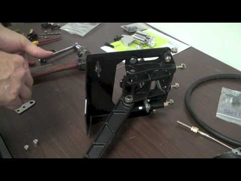 Factory Five Mk4 Build Episode 8: Pedal Box Assembly