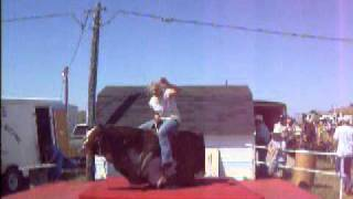 Clear Lake (SD) United States  City new picture : Mechanical Bull Ride @ Clearlake Rodeo