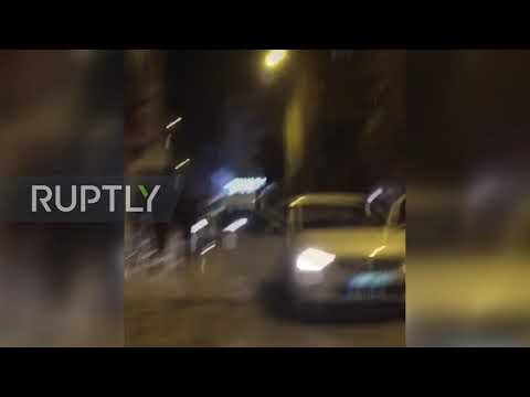 Video - Τουρκία: Στους 22 οι νεκροί του σεισμού