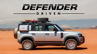 NEW Land Rover Defender: Off-Road Review In Namibia | Carfection 4K by Carfection