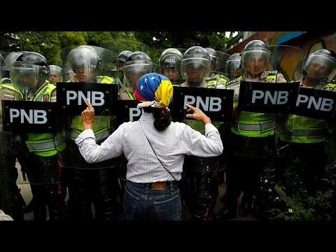 Βενεζουέλα: Μαζική διαδήλωση κατά του Νικολάς Μαδούρο