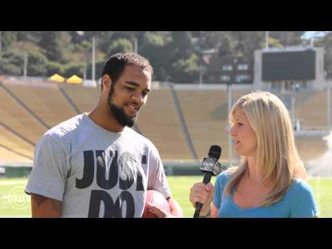 Keenan Allen Interview 10/18/2012 video.