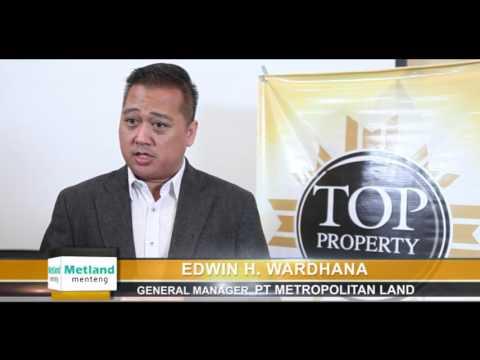 Metland Menteng Meraih Top Property Award