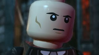 LEGO Batman 2: DC Super Heroes Walkthrough Part 3 - Joker's&Lex Luthor's Plans