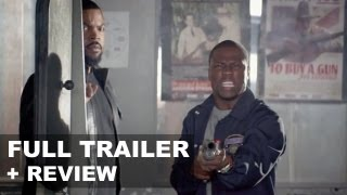 Ride Along Official Trailer + Trailer Review - Kevin Hart, Ice Cube : HD PLUS
