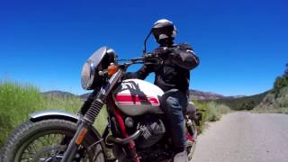 2. Bike-urious Moto Guzzi V7II Stornello Adventure