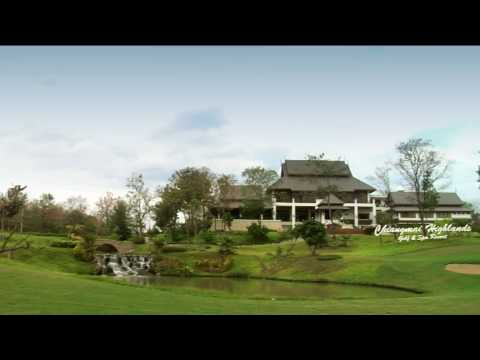 Chiang Mai Highlands Golf and Spa Resort - Video