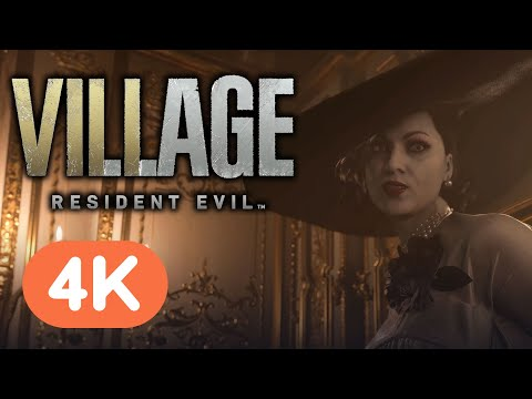 Resident Evil Village - Official Story Trailer (4K)