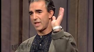 Jay Thomas on The Late Show with David Letterman #4 - January 31, 1995