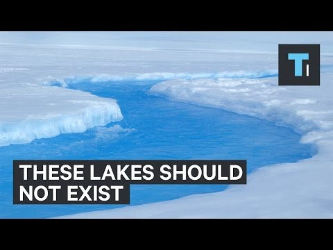 Climate Change is Shrinking Ice in Eastern Antarctica