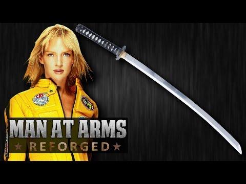 Man at Arms - Katana Hattori Hanza