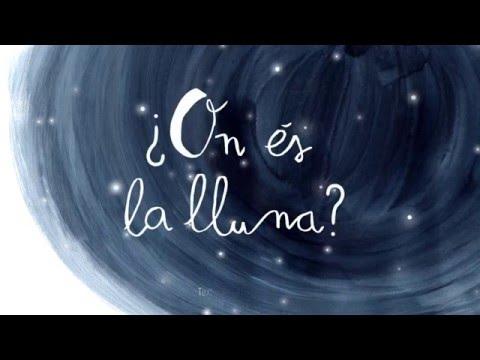 Booktrailer del conte '¿On és la lluna?', amb text de Jordi Amenós i il·lustracions d'Albert Arrayás