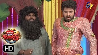 Video Hyper Aadi Raising Raju Performance | Jabardsth | 26th January 2017| ETV  Telugu MP3, 3GP, MP4, WEBM, AVI, FLV Oktober 2017