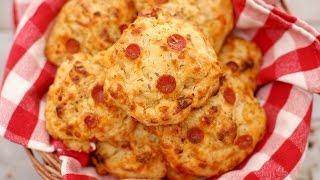 Pizza Scones - Gemma's Bigger Bolder Baking Ep 150 by Gemma's Bigger Bolder Baking