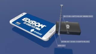 EDI-COMBO T2/C USB TUNER