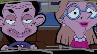 MrBean - Mr Bean - Forgetting his wallet