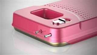 The Shocking Smartphone Case That Is a Stun Device