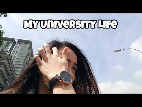 VLOG #5 : My University Life