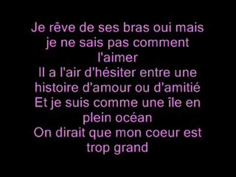amitier - ben voila une de mes crations titre: d'amour ou d'amitier chanteur: kenza farah reprise de cline dion.