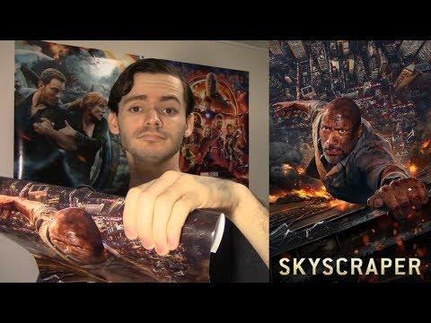 Movie Review - Skyscraper