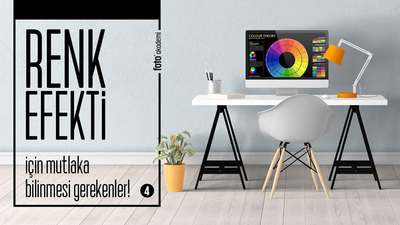 Color Master - Kaliteli Renk Efekti için Mutlaka Bilinmesi Gerekenler! - (Bölüm 4)