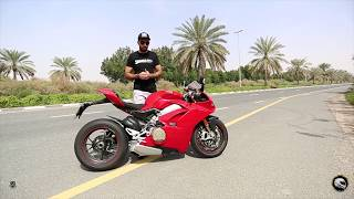 10. Ducati Panigale V4S Review