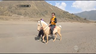 Video Weekend List Malang - Berkuda Cantik di Kawasan Gunung Bromo MP3, 3GP, MP4, WEBM, AVI, FLV Desember 2017
