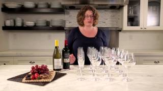 Burgundy Glasses (Set of 4) Demo Video Icon