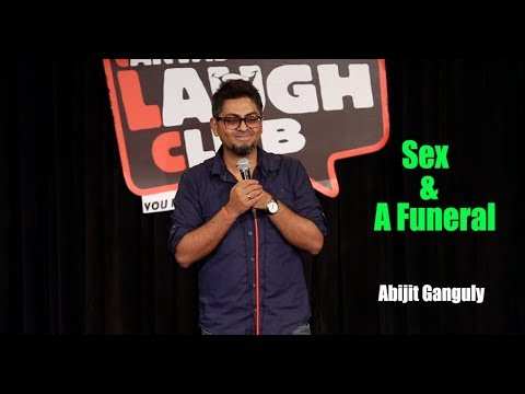 Video Sex & A Funeral | Stand-up Comedy by Abijit Ganguly download in MP3, 3GP, MP4, WEBM, AVI, FLV January 2017