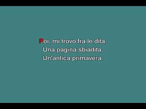 , title : 'Nell'archivio della mia coscienza   Zero Renato [karaoke]'