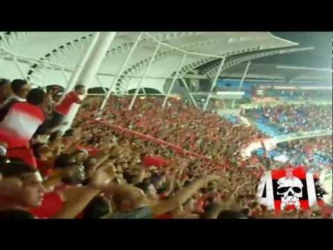 BARON ROJO.. NUNCA HA DEJADO DE ALENTAR..! // vs 11 Smad - Baron Rojo Sur - América de Cáli
