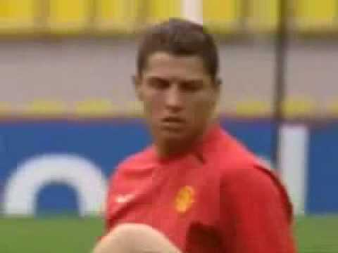 Cristiano Ronaldo y la erección