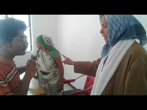 फरियाद लेकर आई विधवा महिला को #भाजपा चेयरमैन ने मारा थप्पड़, देख लीजिए video