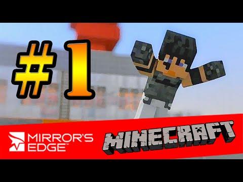 mirror - Tackle⁴⁸²⁶ Mirror's Edge (Minecraft Version) [TH] #1 **This video was played in thai language Map Minecraft ที่ลอกเลี้ยนแบบ Game: Mirror Edge ซึ่ง...