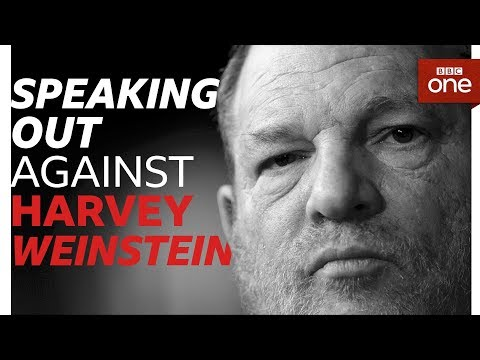 One night with Harvey Weinstein - Panorama - BBC One