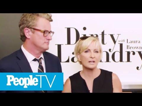 "'Morning Joe' Host Mika Brzezinski On Confident ""Face-Bleeding""   PeopleTV"