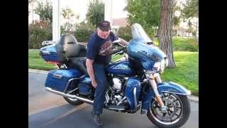 8. 2014 Harley Davidson Ultra Limited with Motor Trike Reverse