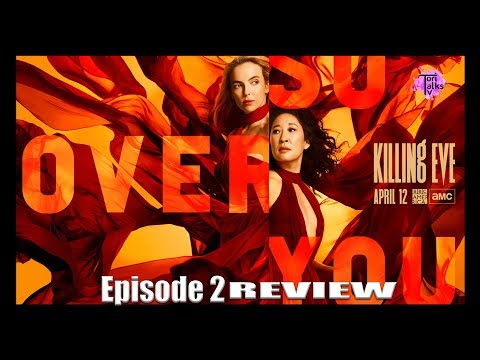Killing Eve: Season 3 Episode 2 Review