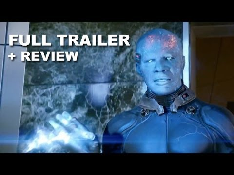 Official Trailer - The Amazing Spider-Man 2 debuts its official trailer for 2014! Watch it today with a trailer review! http://bit.ly/subscribeBTT The Amazing Spider-Man 2 debu...