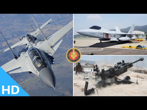 Indian Defence Updates : Indian Army Inducts Excalibur,1st Dhanush Regiment,ASRAAM Test,10 P-8I Deal