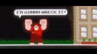 WRECK-IT RALPH | Trailer | Official Disney UK