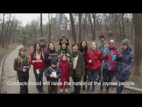 National Anthem of Ukraine translated into English