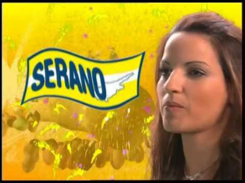 Serano Nuts party Commercial