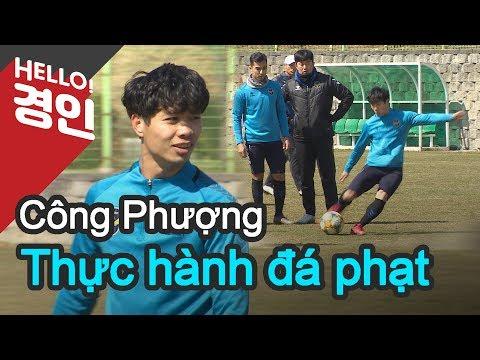 Trực tiếp Jeonbuk Hyundai Motors vs Incheon United | Công Phượng tiếp tục đá chính