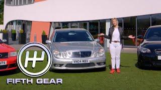 Best Performance Saloons for 10k   Fifth Gear by Fifth Gear