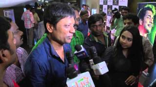 S  J  Surya at Vai Raja Vai Audio Launch