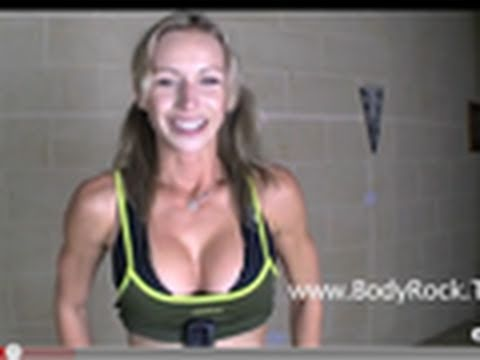 fitness training - Become a BodyRocker and Get in the best shape of your life at home for free. Don't miss a workout! Visit us here for all of our updates! (http://bit.ly/WebBR...