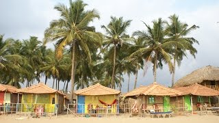 Agonda India  city pictures gallery : Agonda Beach in Goa,India